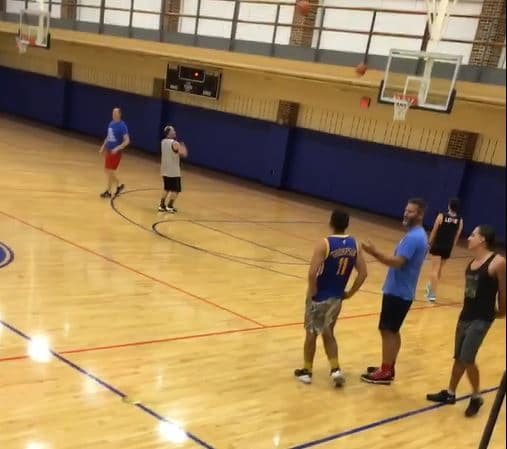 SMU Basketball Fincon Pat Flynn